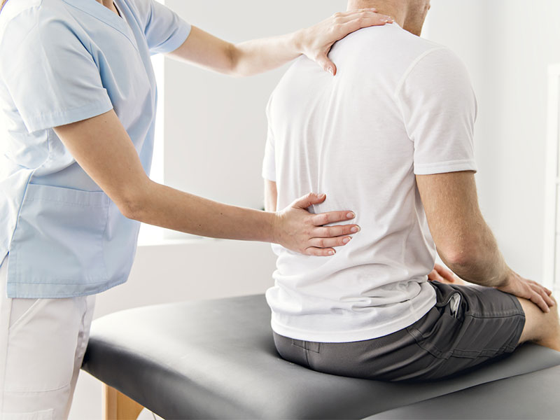 Physiotherapie Rainer Franken - Physiotherapie