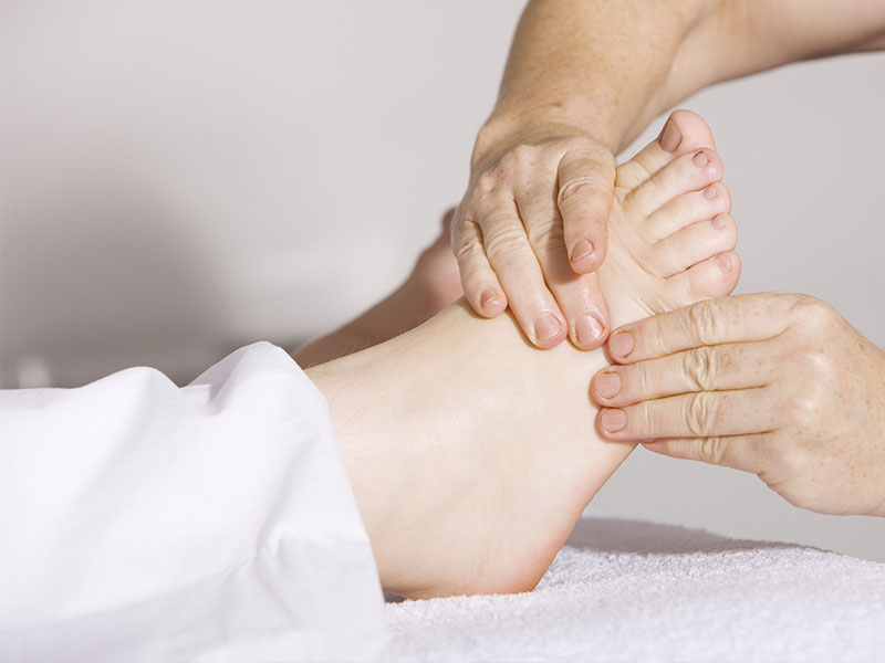 Physiotherapie Rainer Franken - Podologie